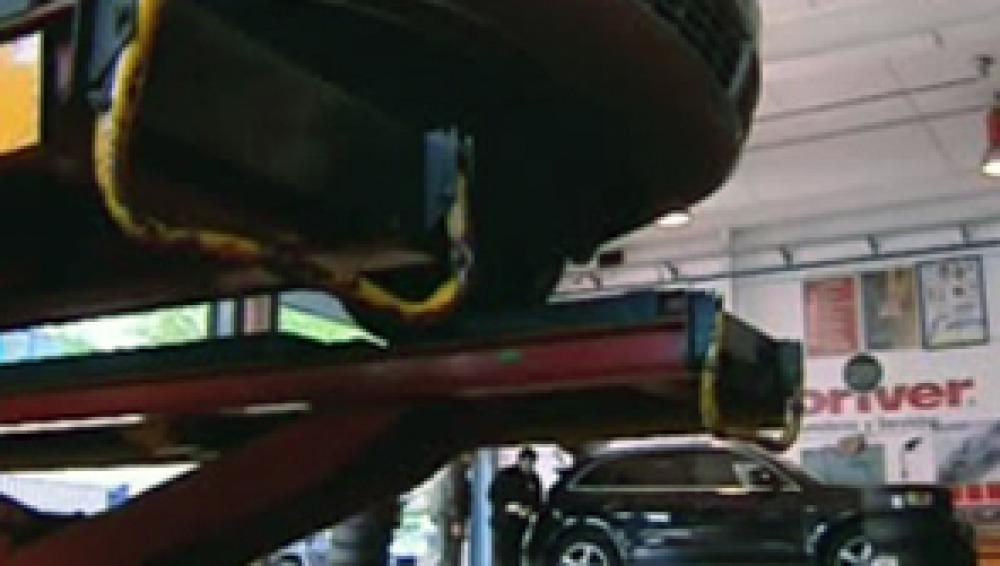 Un total de 75.000 vehículos en España se encuentran abandonados en el taller