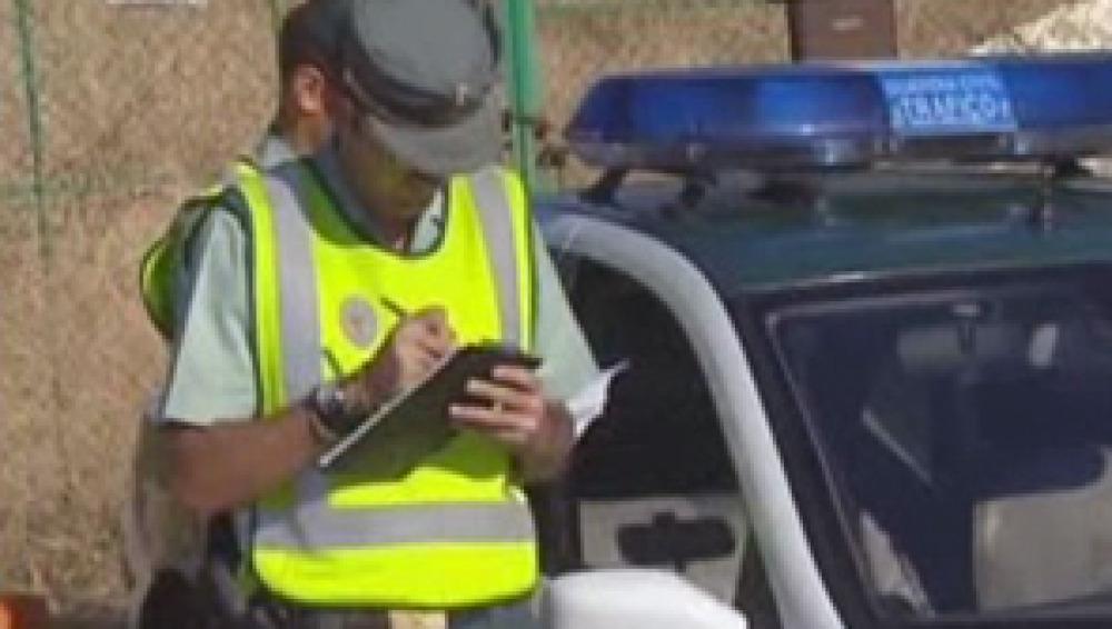Tráfico iniciará el cobro por vía ejecutiva si no se paga la multa en 30 días