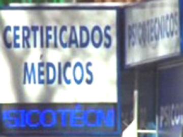 El 70 de los centros para renovar el carné incumplen la legislación