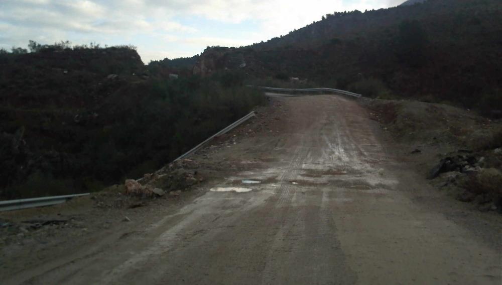 ¿Es una carretera?<br>EN PROCESO DE REPARACIÓN</br>