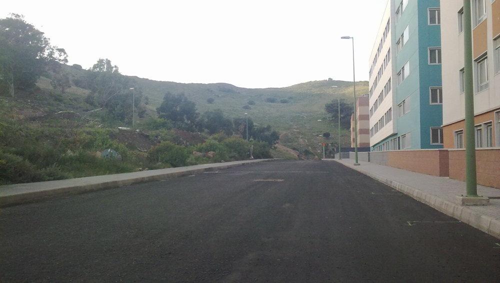 Vivimos sin una carretera en condiciones