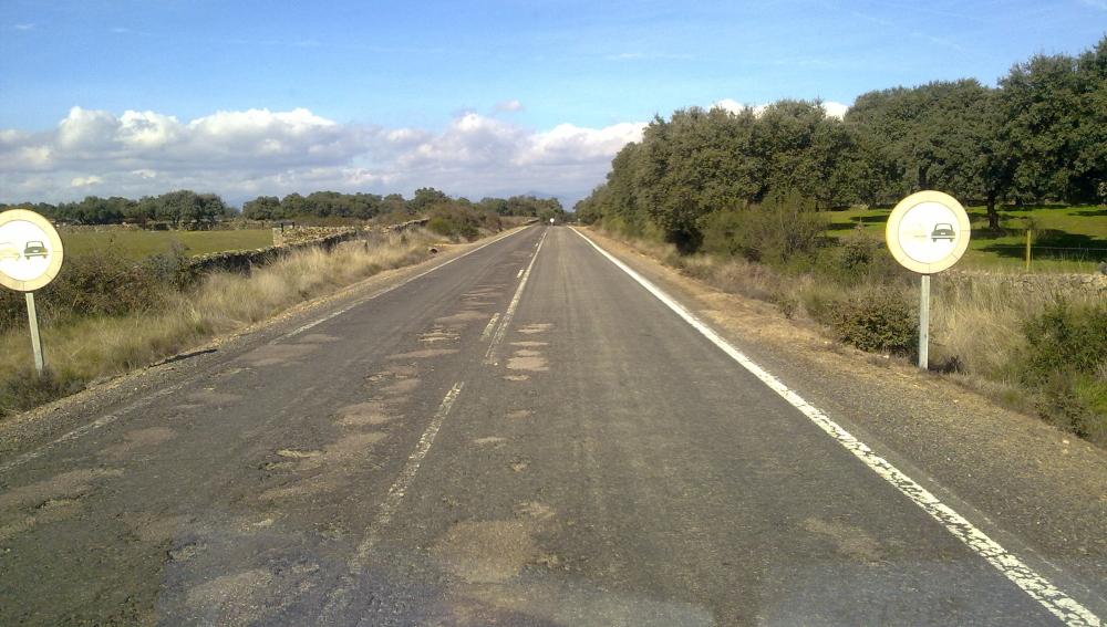 Carretera olvidada