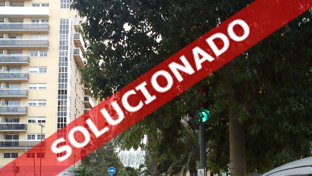 Calle Alfredo Torán Solucionado