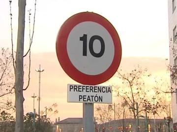 La calle mas 'lenta' de España