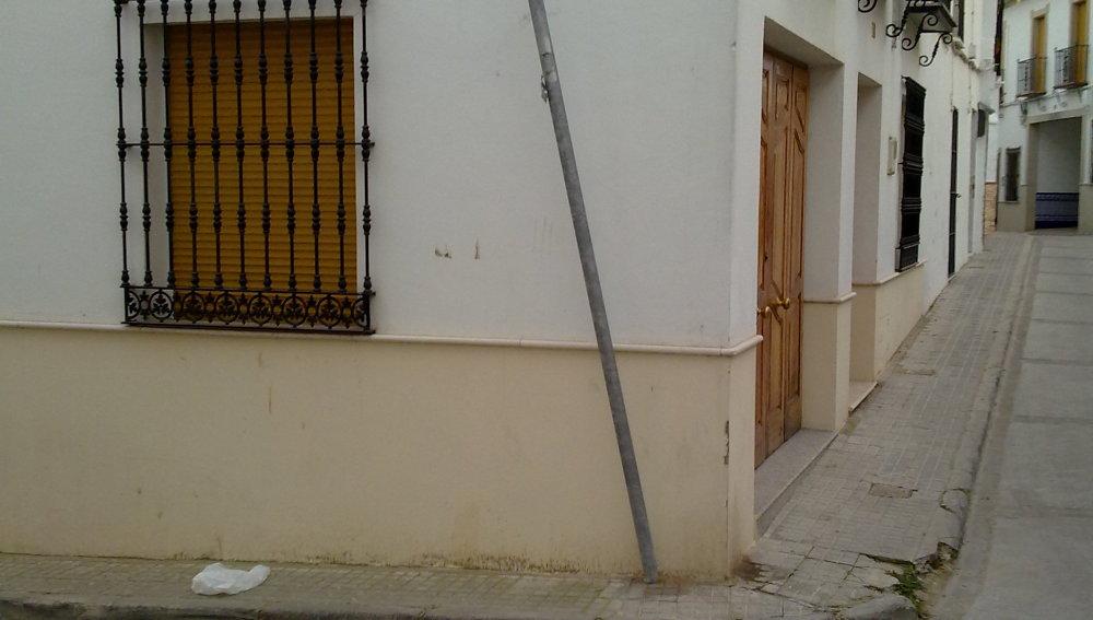 Denuncia Ponle Freno: Calle Jurada Bujalance (Córdoba)