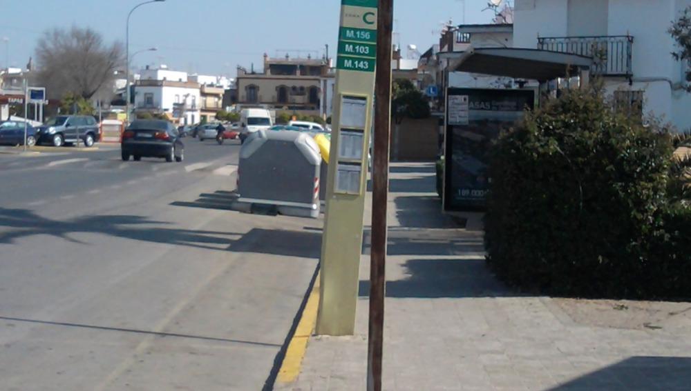 Denuncia: Avenida Isla Mayor en Sevilla