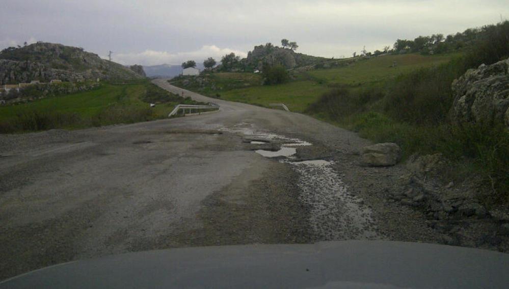 Carretera MA 7404 Km 7-8
