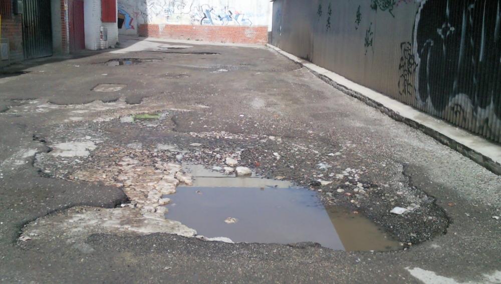 Calle Juntera en Collado Villalba