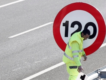 Colocando señales de 120