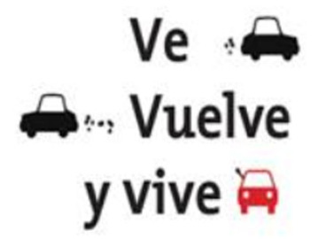 'Ve, vuelve y vive' de Stop Accidentes