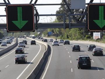 Comienza la operación de tráfico del puente de mayo
