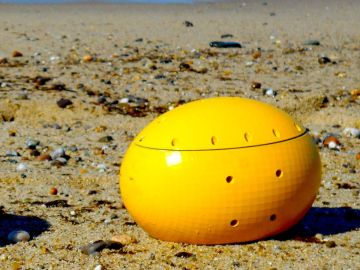 Dron para los océanos (foto de archivo)