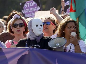 Se pide que la violencia machista sea considerada cuestión de Estado
