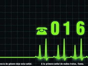 Teléfono 016