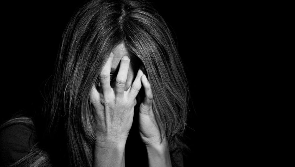 Mujer maltratada psicológicamente