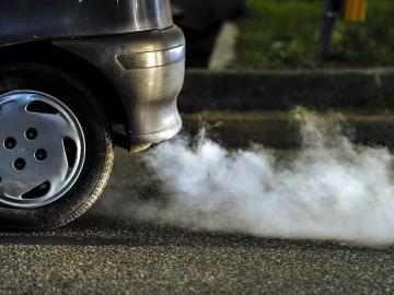 Emisiones CO2 de un coche