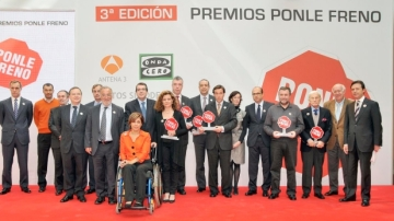 3ª edición de los Premios Ponle Freno