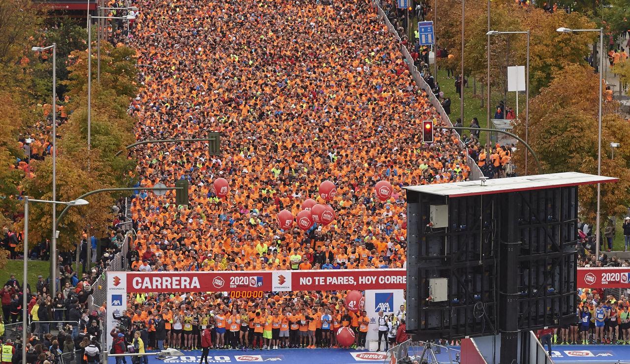 Ponle freno - Carrera 10 Km 2016