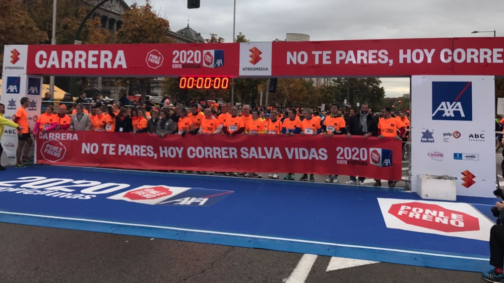 8ª Carrera Ponle Freno Madrid