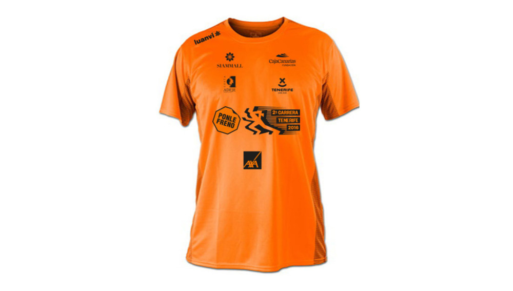 Camiseta de la 2ª carrera Ponle Freno
