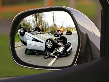 Cómo actuar ante un accidente de tráfico