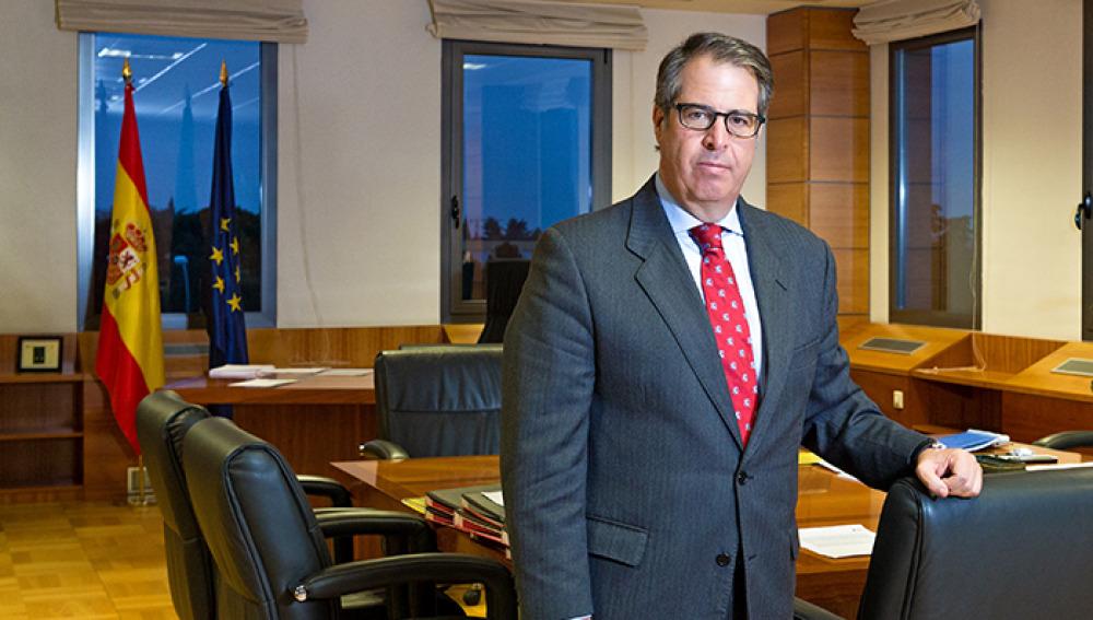 Gregorio Serrano, directo general de Tráfico