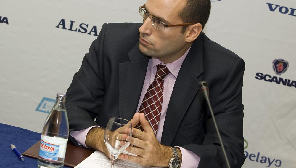 Javier Llamazares Robles