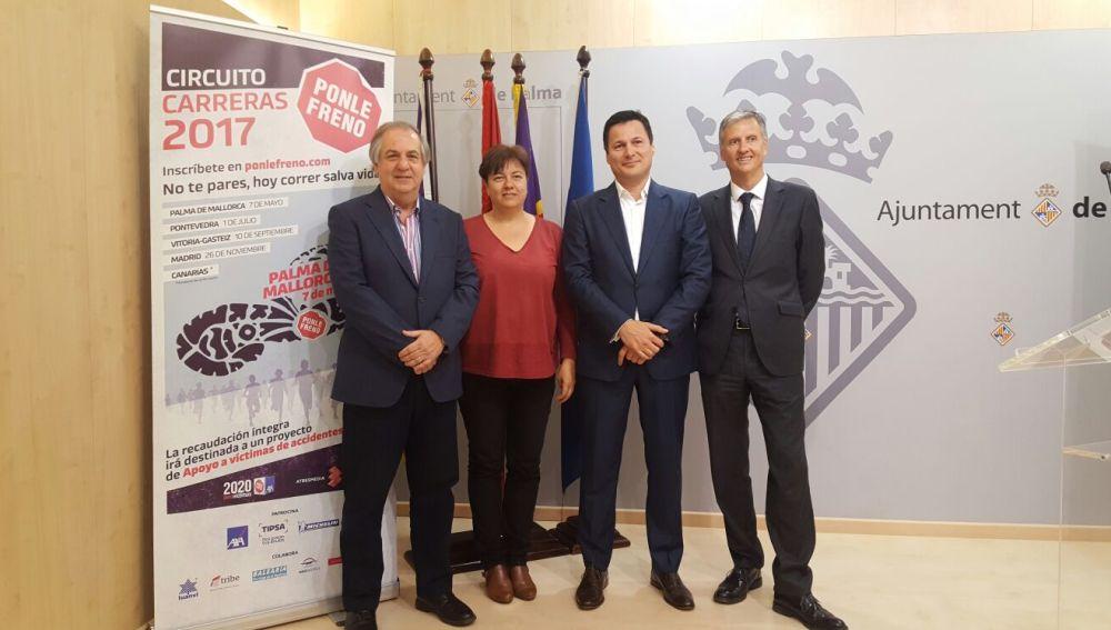 Se presenta el Circuito de Carreras en Palma de Mallorca