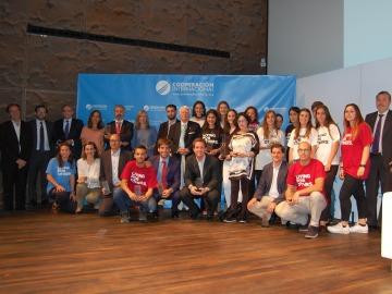 Atresmedia recibe el premio de Cooperación Internacional al Medio Solidario