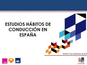 Hábitos de conducción en España