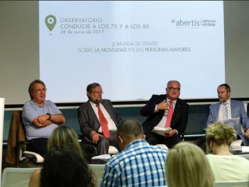 Jornada de debate de la Fundación Abertis