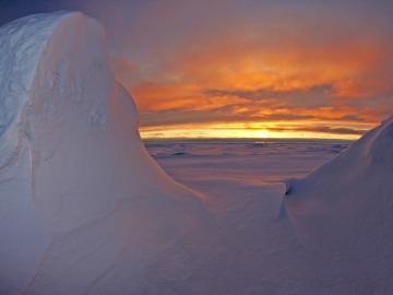 La tundra de Alaska, puerta al mercurio que contamina el Ártico