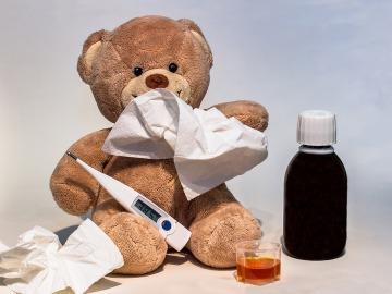 La fiebre es síntoma de infección