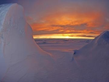 Cinco mujeres se desplazan al Ártico tras superar un cáncer de mama
