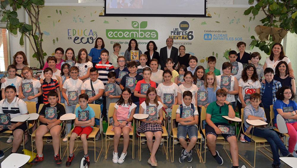 Relatos para impulsar el cuidado ambiental desde las aulas