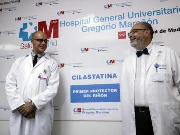 Inventan un primer protector del riñón contra los medicamentos