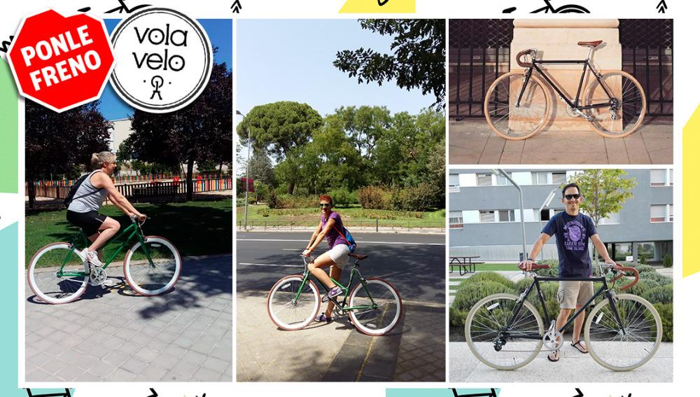 Los ganadores del sorteo de Ponle Freno ya disfrutan de sus bicis