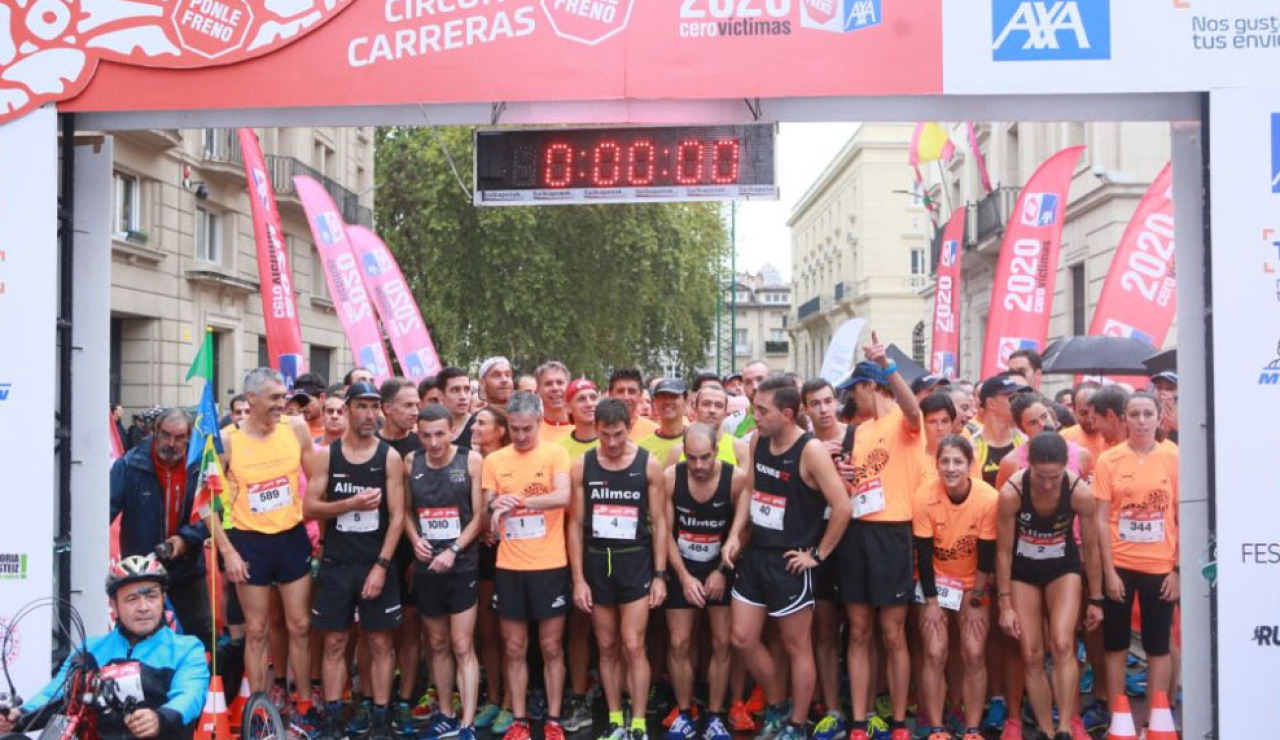 Carrera Ponle Freno en Vitoria