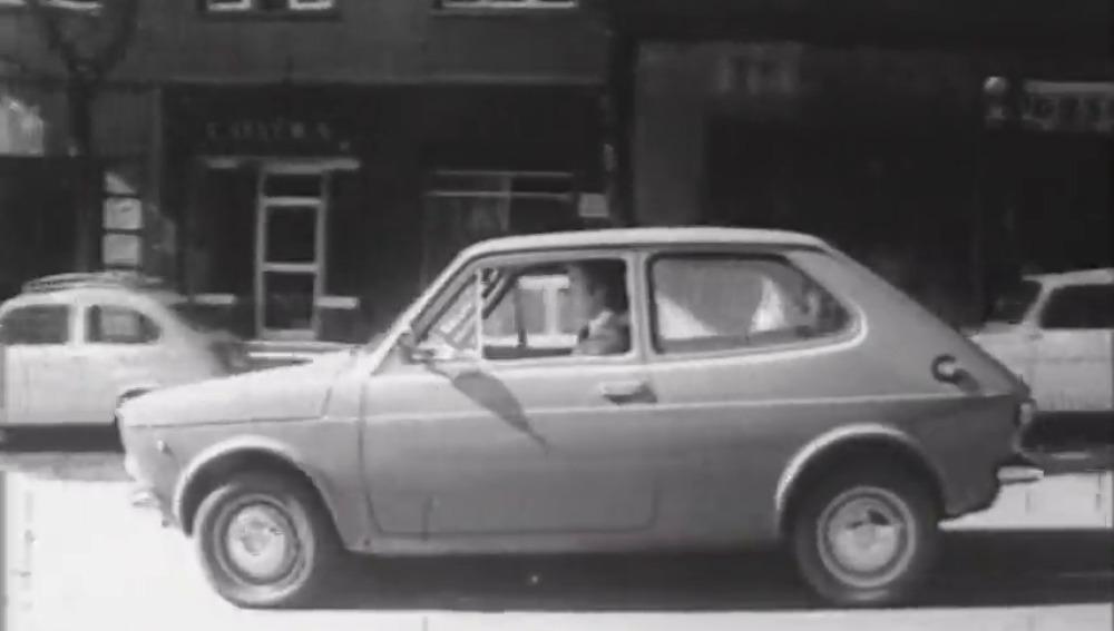1973: Por su seguridad utilice el cinturón también en ciudad