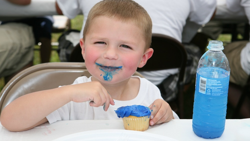 Aumenta la obesidad en niños y adolescentes