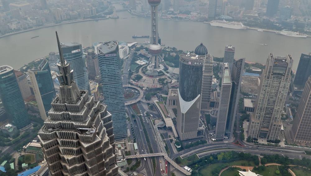 Contaminación en Shanghái