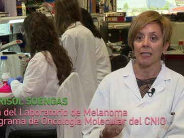 Marisol Soengas, premio 'Mejor investigación biomédica del año'