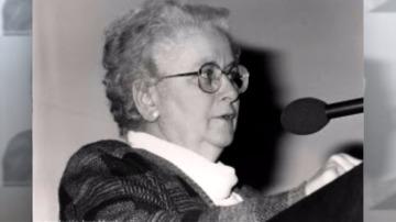 Gabriela Morreale de Castro, premio trayectoria científica en investigación biomédica
