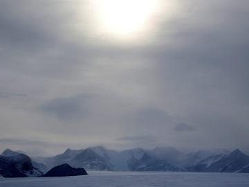 Agujero de la capa de ozono (Archivo)