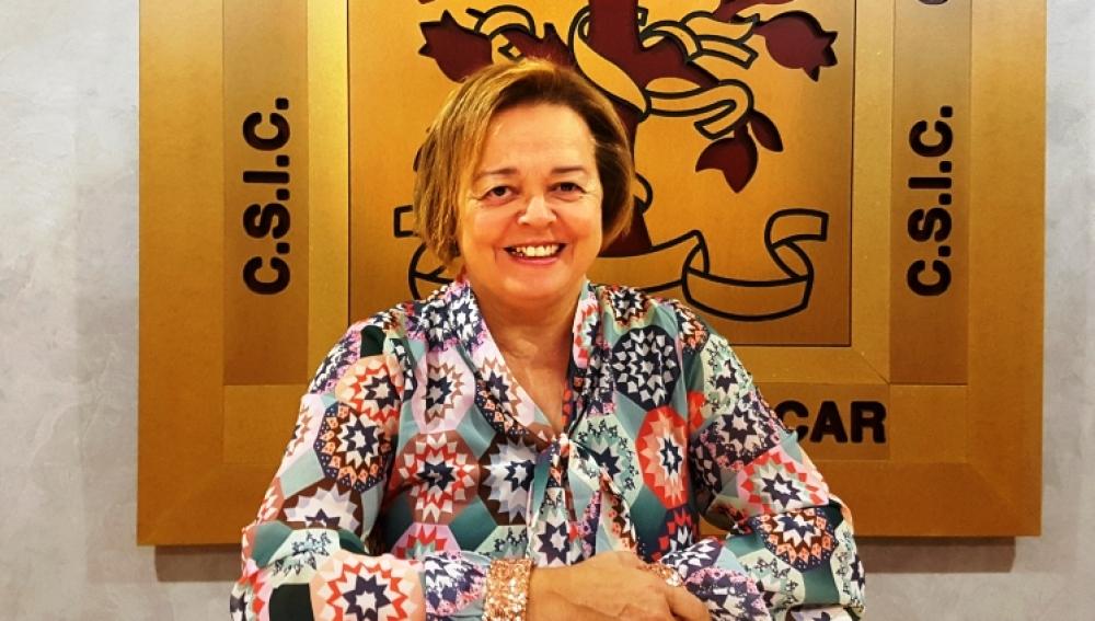 El Gobierno nombra a Rosa Menendez nueva presidenta del CSIC