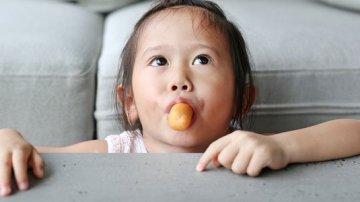 Alimentos que pueden causar atragantamiento en los niños