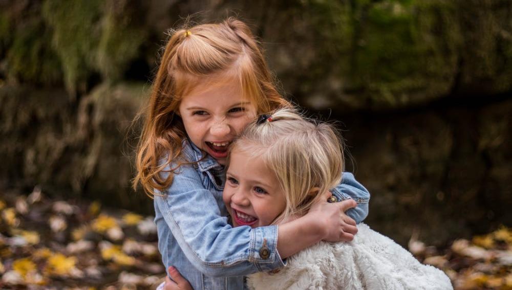 Felicidad de los niños