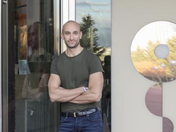 Nabil Djouder, jefe del Grupo de de Factores de Crecimiento, Nutrientes y Cáncer