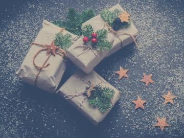 Imagen de archivo de regalos