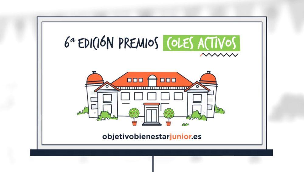 Comienza la 6ª edición de los Premios 'Coles Activos' a los mejores proyectos de hábitos saludables en el colectivo infantil